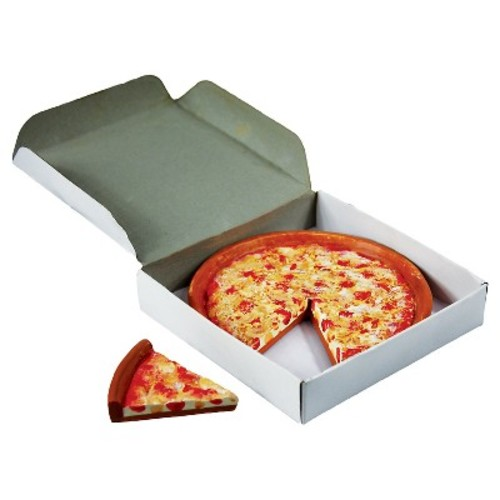 18 Inch Doll Food Kitchen Accessories, Cheeze Pizza With Slice & Real Pizza Box