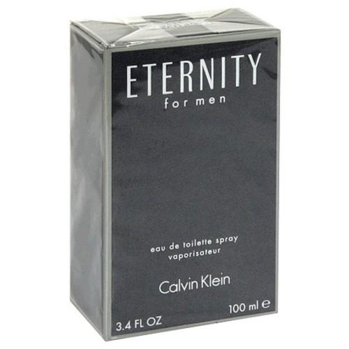 Calvin Klein Eternity Eau De Toilette Spray For Men 3.4oz.