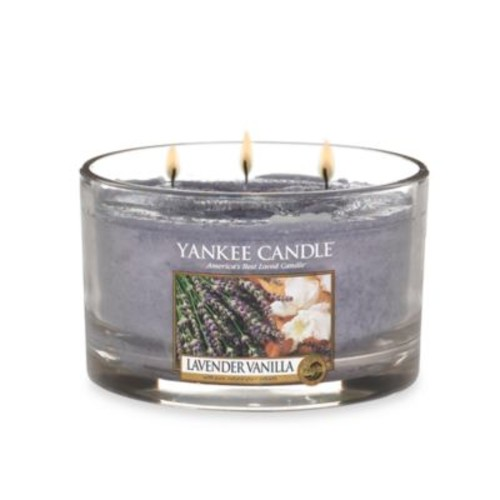 Yankee Candle Lavender Vanilla 3-Wick Candle