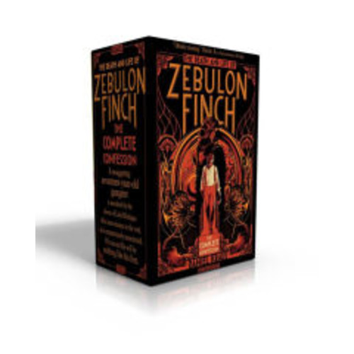 The Death and Life of Zebulon Finch -- The Complete Confession: At the Edge of Empire; Empire Decayed