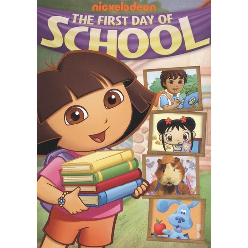 Nick Jr. Favorites: The First Day of School [DVD]