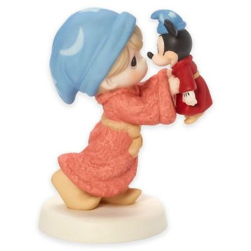 Precious Moments Disney Everything with You is Magical Mickey Mouse Figurine
