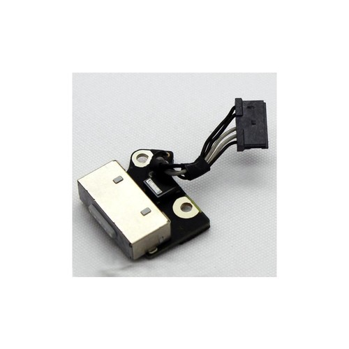 Power AC DC Jack DC-in Board Magsafe Board Cable for Macbook A1425 A1398 Retina MC975 MC976