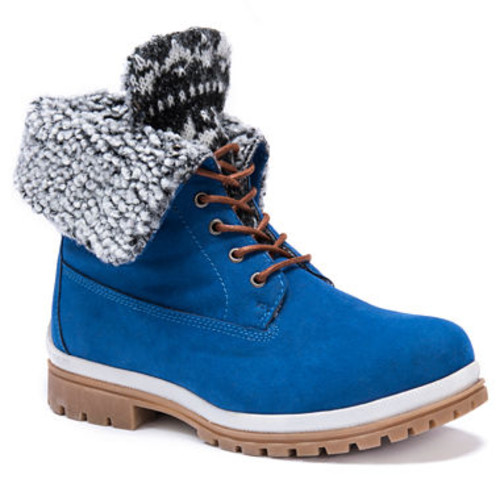 Muk Luks Megan Womens Water Resistant Winter Boots [medium]