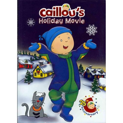 Caillou: Caillou's Holiday Movie (DVD) [Caillou: Caillou's Holiday Movie DVD]