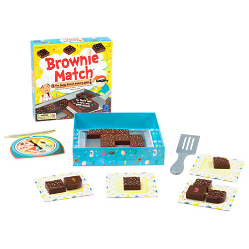Educational Insights Brownie Match Game
