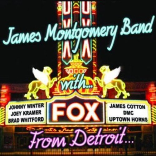 From Detroit To The Delta CD (2013)