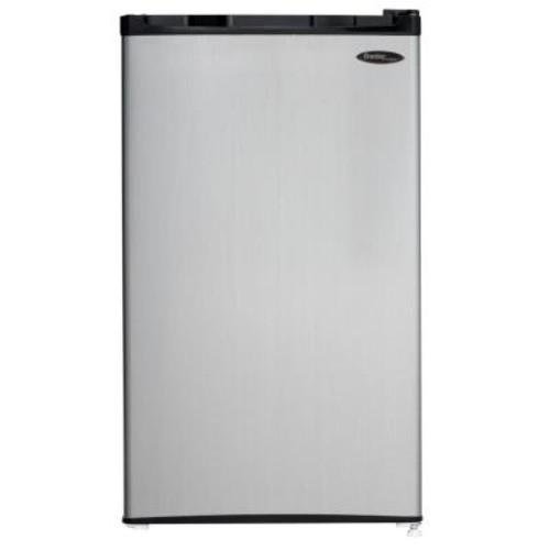 Danby 3.2 cu. ft. Mini Refrigerator in Spotless Steel