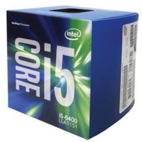 Intel Core i5-6400 Desktop Processor, 2.7 GHz, Quad Core, 6MB (BX80662I56400)