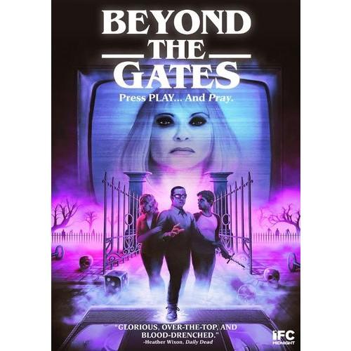 Beyond the Gates [DVD] [2016]