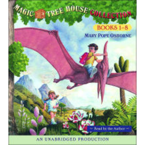 Magic Tree House Collection Books 1 - 8 (Magic Tree House Series)