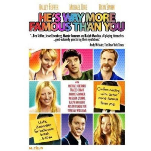He's Way More Famous Than You [DVD] [2013]