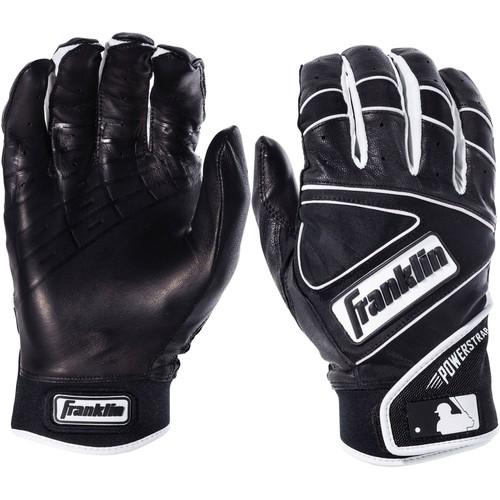 Franklin Adult Powerstrap Batting Gloves