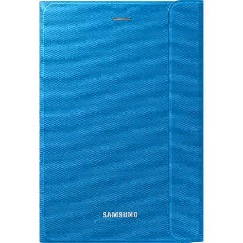 Samsung Galaxy Tab A 8.0 Solid Blue Book Cover