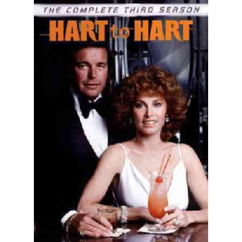 Hart to Hart: Season Five (DVD)