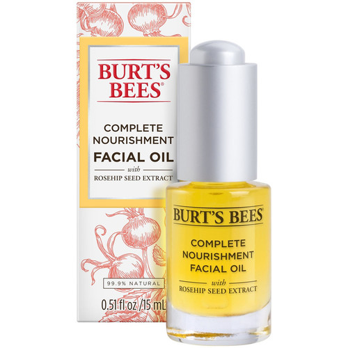 Complete Nourishment Facial Oil [.51]