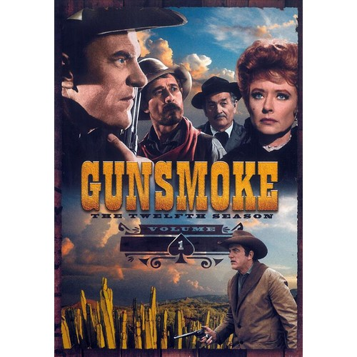 Gunsmoke: The Twelfth Season Vol. 1 (DVD)