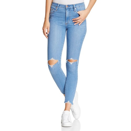 Cult Skinny Ankle Jeans in Covet