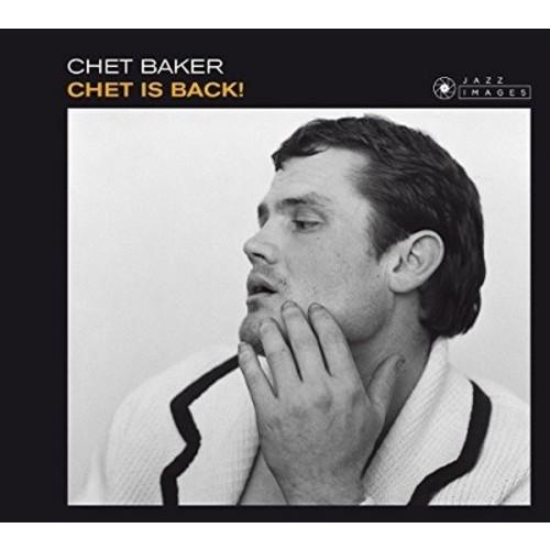 Chet Baker - Chet Is Back (CD)