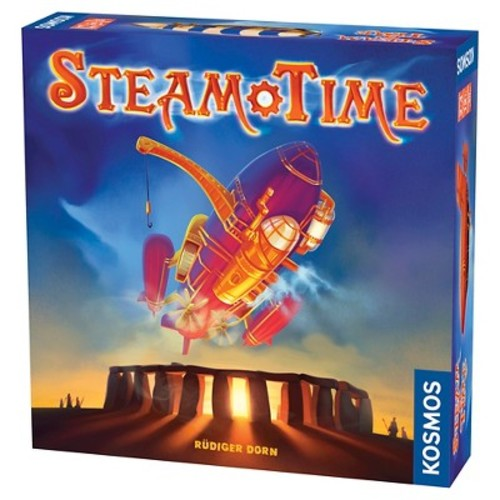 Thames & Kosmos Steam Time Multi-Player Board Game