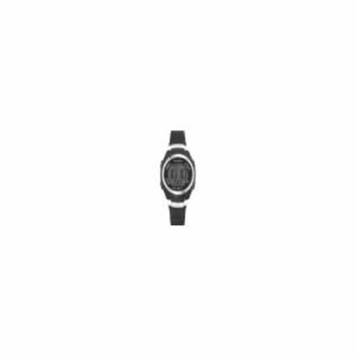 Armitron 25mm Black Oval Resin Strap Digital Watch - Black