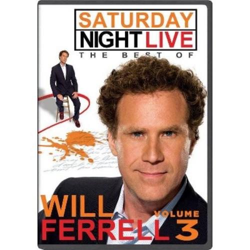 Saturday Night Live: The Best of Will Ferrell, Vol. 3 (Widescreen)