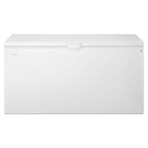 Whirlpool 21.7 cu. ft. Chest Freezer in White