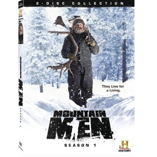 Mountain Men: Season 1 [2 Discs] [DVD]
