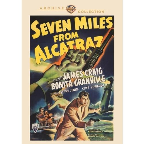 Seven Miles from Alcatraz [DVD] [1942]
