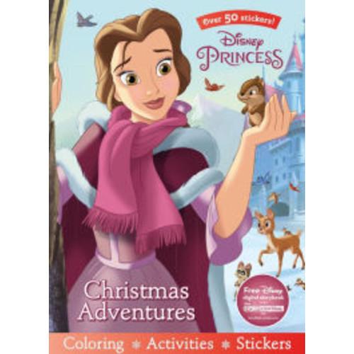 Disney Princess Christmas Adventures