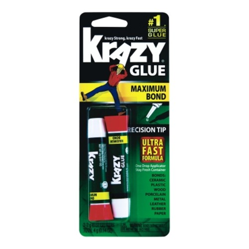 Krazy Glue Super Glue 2(KG41748MR)