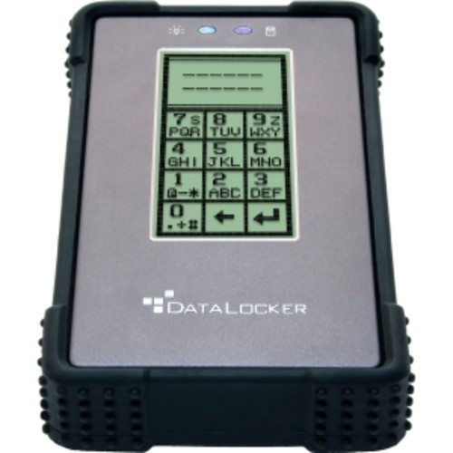 DataLocker Enterprise 256GB USB 2.0 External Solid State Drive (SSD)
