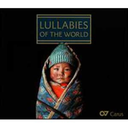 Lullabies of the World By Various Artists (Audio CD)