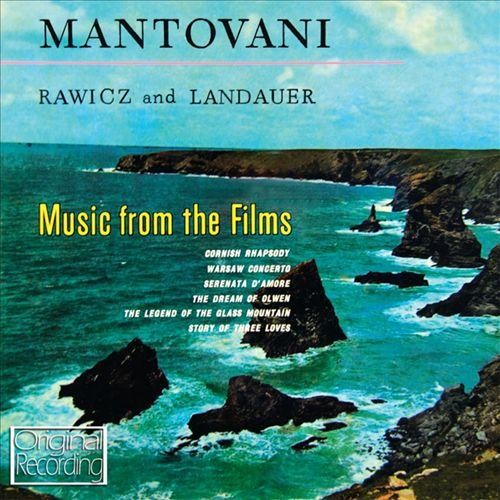 Music from the Films [CD]