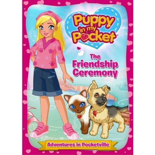 Puppy in My Pocket: The Friendship Ceremony (dvd_video)