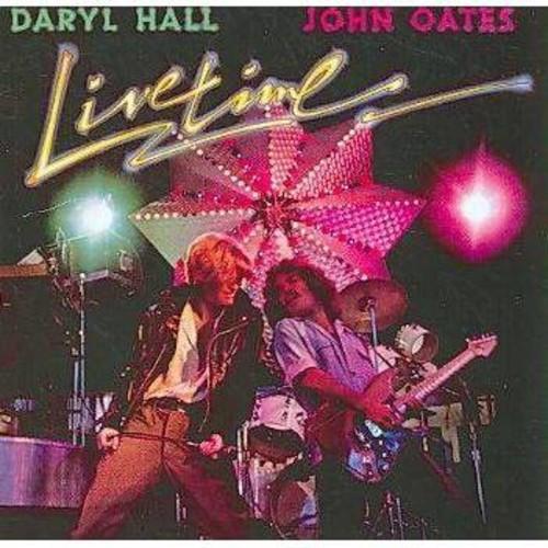 Hall & Oates - Livetime (CD)