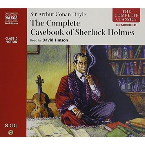 Complete Csbk Sherlock Holmes