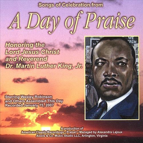 A Day Of Praise [CD]