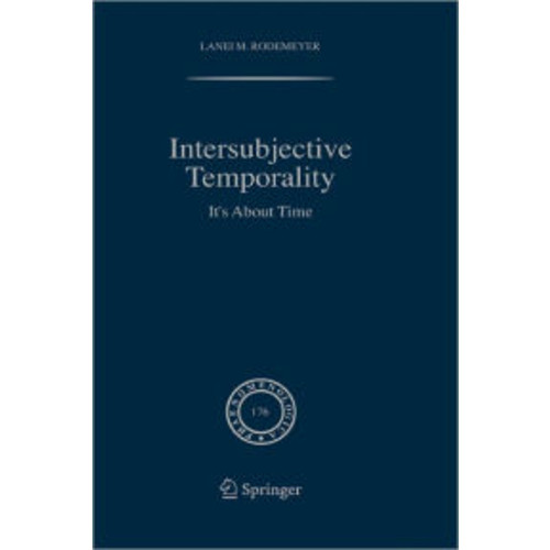 Intersubjective Temporality: It's About Time / Edition 1