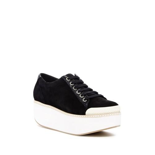 Kirk Platform Suede Sneaker