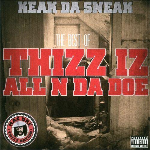 The Best of Thizz Iz All N Da Doe [CD] [PA]