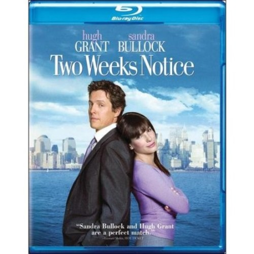 Two Weeks Notice (Blu-ray) (Widescreen)