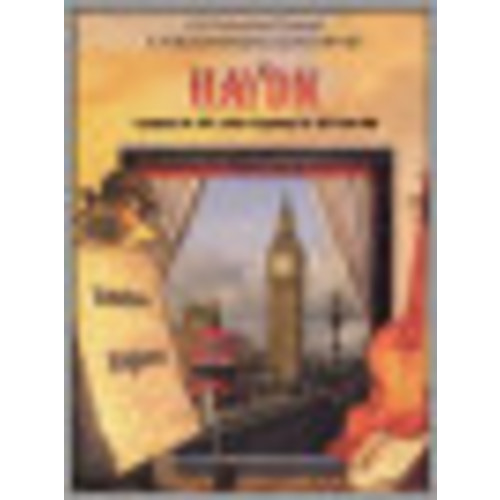 Naxos Musical Journey Haydn-Symphonies #4 104 and 103