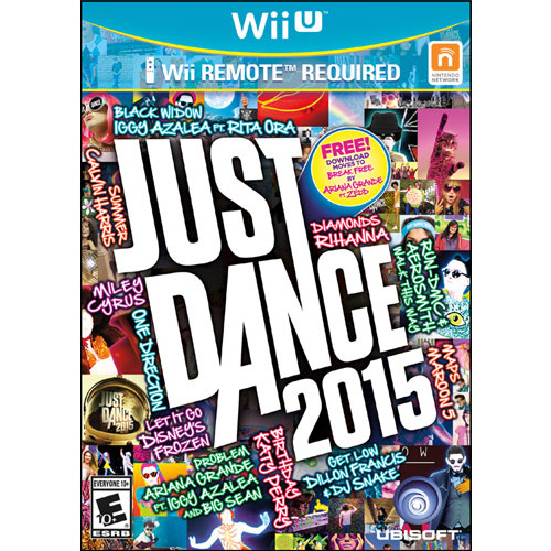 Just Dance 2015 (Nintendo Wii U)
