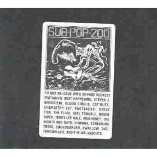 Various - Sub pop 200 (CD)