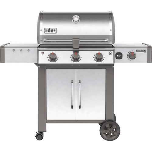 Weber Genesis II LX S-340 Natural Gas Grill - 66004001