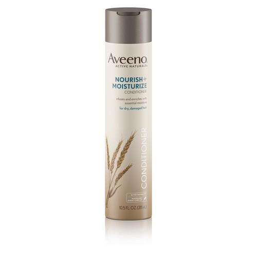 Aveeno Nourish+ Moisturize Gentle Hydrating Conditioner, 10.5 Fl. Oz