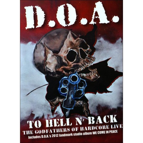 To Hell and Back [CD]
