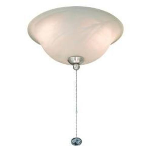 Hampton Bay 72199R 2-Light Ceiling Fan Light Kit