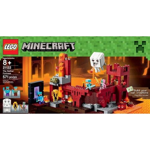 LEGO - Minecraft The Nether Fortress